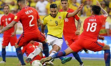 Chile rescata un empate en la calurosa Barranquilla