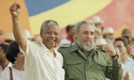 Fidel Castro: el Bolívar del siglo XX, el Mandela de América Latina