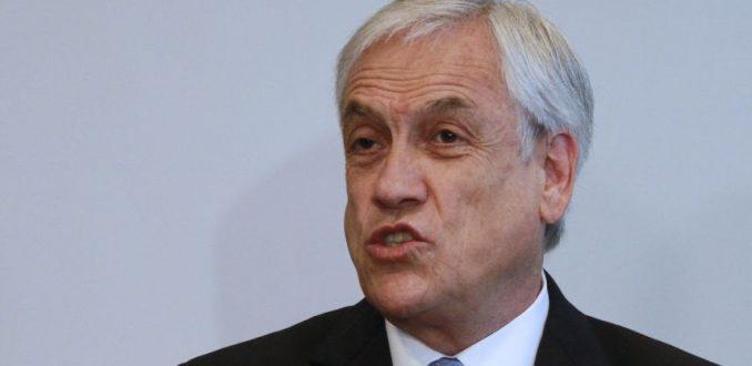 Parlamentarios forman comisión investigadora por negocios de Piñera en Perú
