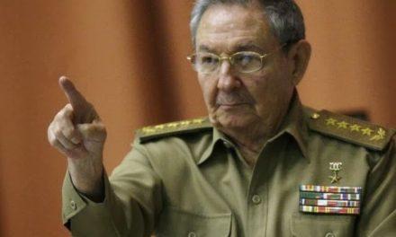Raúl Castro confirmó la muerte de Fidel