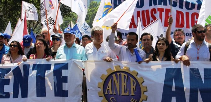 Sin acuerdo: Sector público retomará negociación este domingo