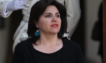 Caval: Ana Lya Uriarte declara como testigo en Fiscalía de Rancagua