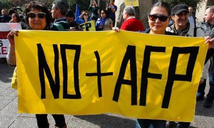 """No+AFP: """"Caída en la rentabilidad demuestra que el Fondo E es el más estable"""""""