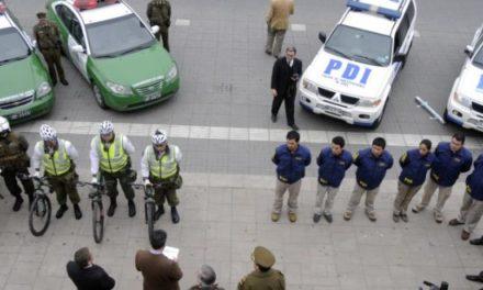 Falta de fiscalización a Policias estanca avance de la política de seguridad