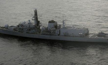 Procesan a ocho marinos por espionaje sexual contra sus compañeras