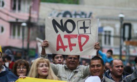 Coordinadora No + AFP apoya querellas por pérdidas de 2 millones en fondo E