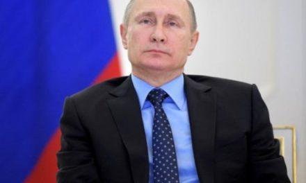 Putin no expulsará a diplomáticos de EE.UU. a la espera que asuma Trump
