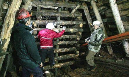 Mineros de Curanilahue podrían pasar Año Nuevo encerrados en la mina