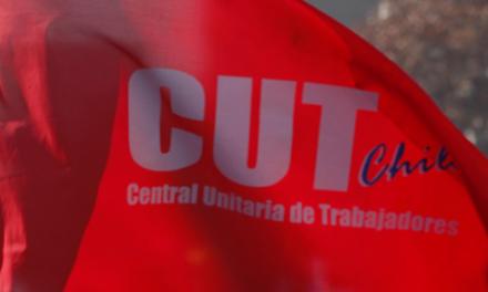Debate sobre elección universal marca Congreso Ampliado de la CUT