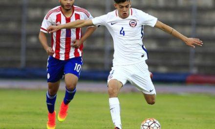 Chile Sub-20 es derrotada por Paraguay y complica clasificación