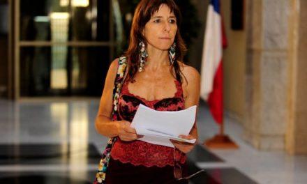 """Cristina Girardi: """"La ley de pesca es un traje hecho a la medida de las empresas"""""""
