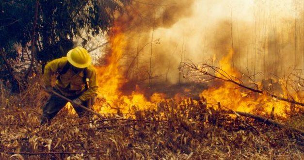"""Víctor Queipul: """"Nuestra demanda nunca va a pasar por generar incendios"""""""