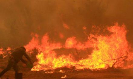 Se mantienen estado de catástrofe en O'Higgins, Maule, Bío Bío y La Araucanía