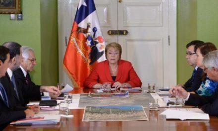 Presidenta anuncia medidas de apoyo para damnificados