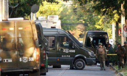 Fiscalía Sur califica como terrorista atentado contra Landerretche