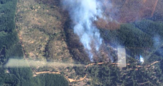 Antorchas y fotografías de Cardoen: las pruebas de la intencionalidad de los incendios