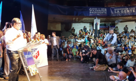 Proclamación de Guiller centra ejes en regionalismo, ciudadanía y pueblo mapuche