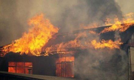 Alerta roja en Chile por un gigantesco incendio forestal en Valparaíso