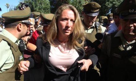 Chile: la nuera de Bachelet fue acusada formalmente por estafa