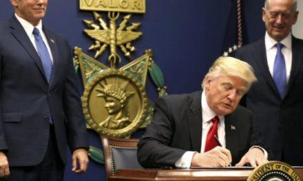 Donald Trump cierra la puerta a los refugiados
