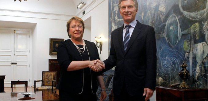 Las claves del encuentro entre Macri y Bachelet