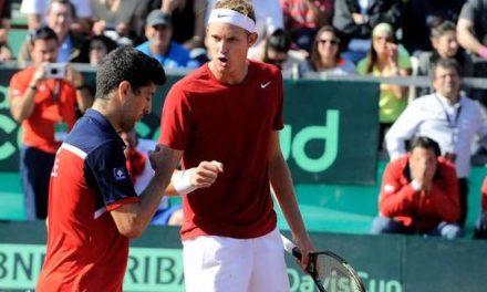 Copa Davis: Chile se impone a R. Dominicana y va por el repechaje al grupo mundial