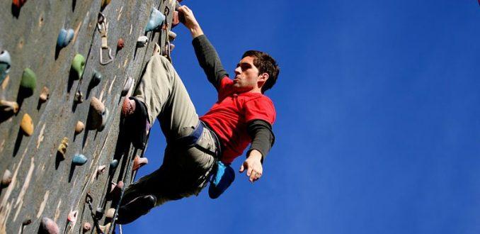 Escalada: el deporte donde se trabaja desde la cabeza hasta los pies