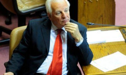 """Germán Becker: """"El proyecto de elección de intendentes va a quedar en nada"""""""