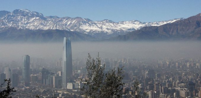 Informe revela incremento de fallecimientos por contaminación atmosférica