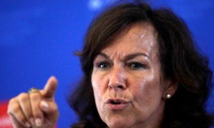 """Ministra Krauss por 5% de cotización adicional: """"Ni un peso más a las AFP"""""""