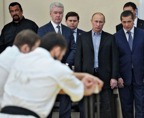Cómo es el sambo, el arte marcial ruso que forjó a Vladimir Putin