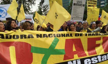"""No+AFP: """"El Gobierno presta oídos a quienes financian las campañas"""""""