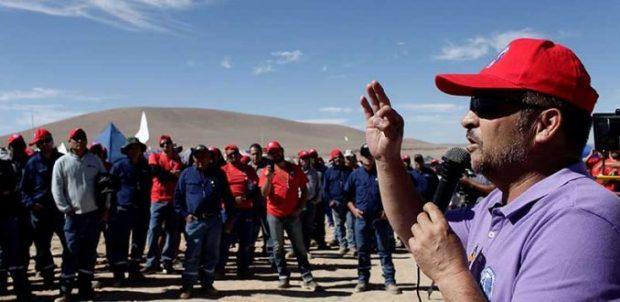 Huelga de Escondida toma fuerza: sindicatos mineros se suman a movilizaciones