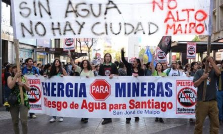 Alto Maipo: peligra el financiamiento de la banca internacional para proyecto hidroléctrico