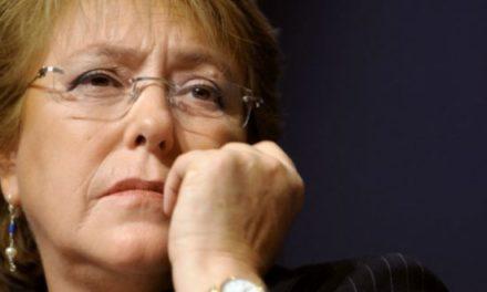 """Bachelet: Relación entre terreno de su hija y Dominga es una """"polémica artificial"""""""