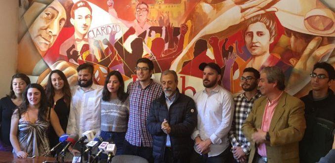 Universitarios exigen al Ejecutivo retirar urgencia a la Reforma de Educación Superior