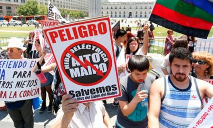 Delegaciones de BID e IFC visitaron Chile para escuchar denuncias sobre Alto Maipo
