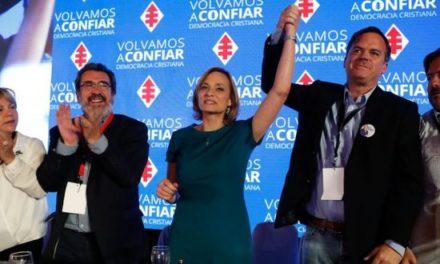 La DC en dos caminos: dividida Junta Nacional define escenario electoral de la Nueva Mayoría