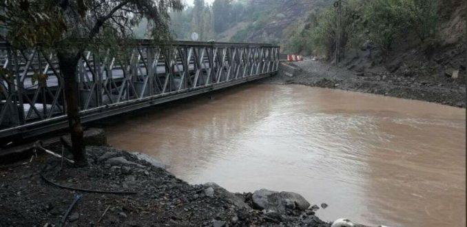 Onemi decreta Alerta Amarilla por desborde de estero San José