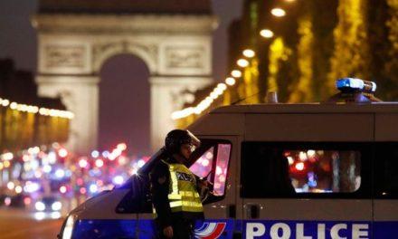 El Estado Islámico se atribuyó el ataque en Champs Élysées