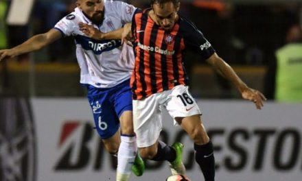 La UC no puede en Argentina y cae ante San Lorenzo