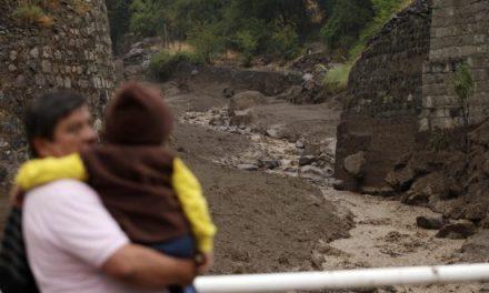 La violencia del barro (y del Estado) que golpea a Atacama