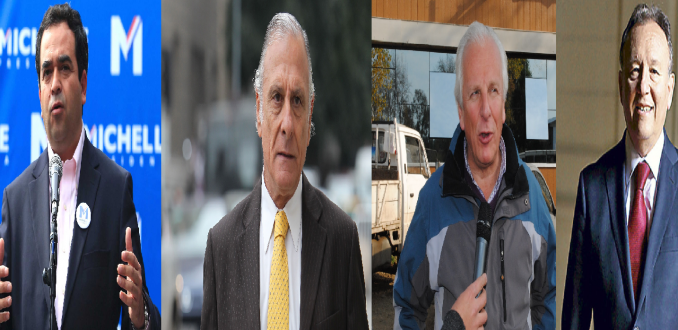 Senadores por La Araucanía: los nombres y propuestas de los aspirantes al Congreso