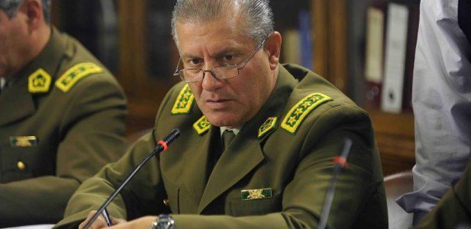 """Bruno Villalobos por fraude en Carabineros: """"No he pensado en renunciar"""""""