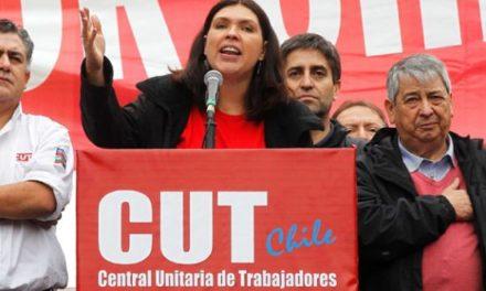 CUT elige a Bárbara Figueroa a menos de un mes de reconocer fraude electoral de 2016