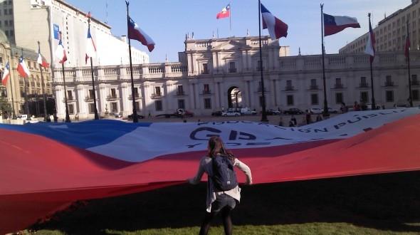 Chile, país (de todo tipo) de aluviones