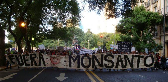 Organizaciones convocan a quinta marcha mundial contra Monsanto