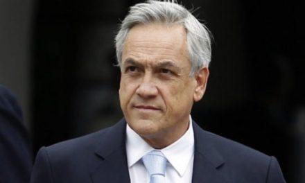 Sebastián Piñera encabeza lista de aportes ciudadanos