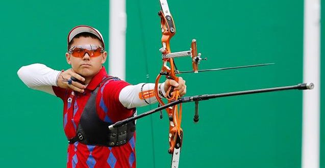 Ricardo Soto encabeza selección de tiro con arco que viajará a la Copa del Mundo
