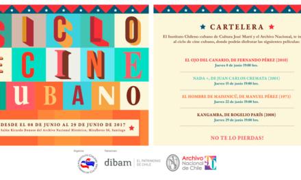 CINE CUBANO EN EL ARCHIVO NACIONAL